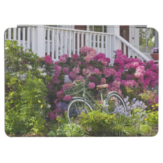 Spectacular spring bloom, whimsical antique iPad air cover