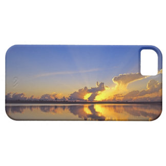 Spectacular Sunset over the Little Muddy River Barely There iPhone 5 Case