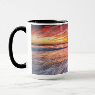 Spectacular Sunset | Stone Beach, El Mug