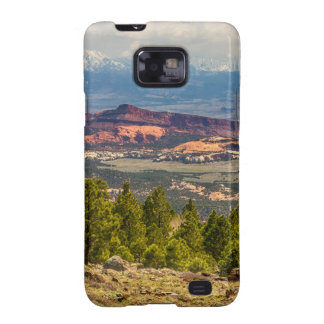 Spectacular Utah Landscape Views Samsung Galaxy S2 Covers