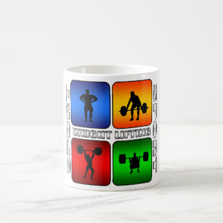 Spectacular Weight Lifting Coffee Mug