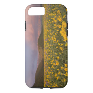 Spectacular wildflower meadow at sunrise in the iPhone 8/7 case