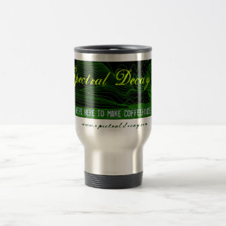 Spectral Decay Travel Mug