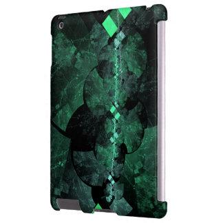 Spectral Line Fractal iPad Case