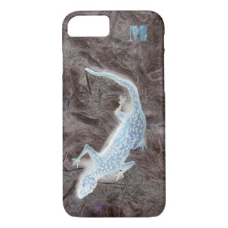 SPECTRAL LIZARD by Slipperywindow iPhone 8/7 Case