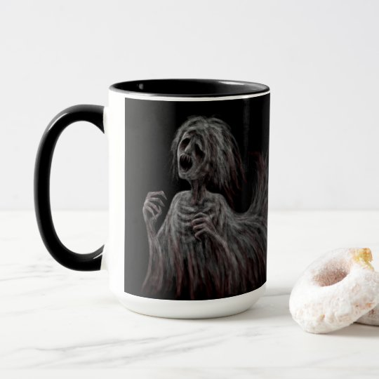 Spectral Scream Mug