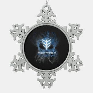 SPECTRE Snowflake Ornament