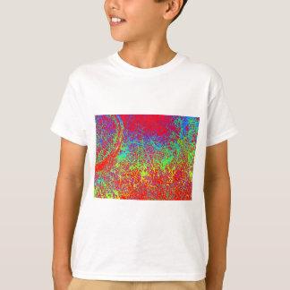 spectrum elephant reversed tee shirts