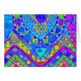 spectrum mosaic card