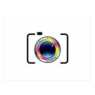 Spectrum Photography Postcard