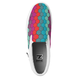 """Spectrum"" Shoe Printed Shoes"