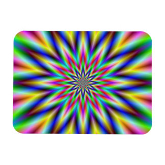 Spectrum Star Photo Magnet