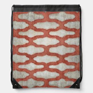 Spectrum Symmetry VI Drawstring Bag