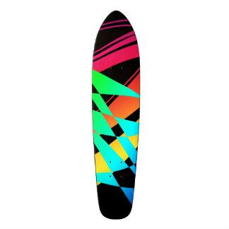 Spectrum Twist Skateboard by Julie Everhart