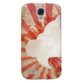 Speech Beat iPhone3 Case Galaxy S4 Covers