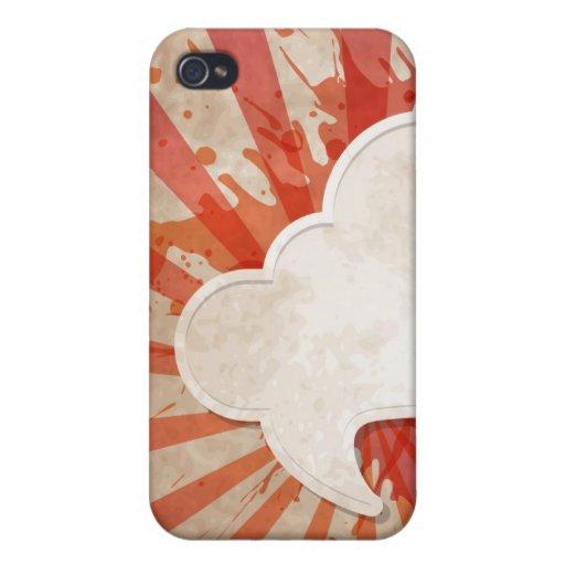 Speech Beat iPhone4 Case iPhone 4/4S Covers