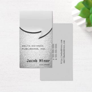 Speech Bubble Card [3d style]