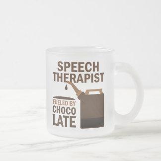 Speech Therapist Funny Chocolate Mugs
