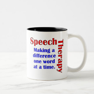Speech Thereapy Mugs