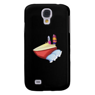 Speed Boat Samsung Galaxy S4 Cover