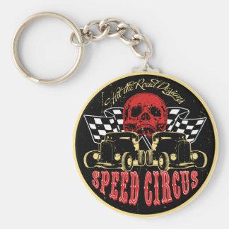 Speed Circus Key Ring