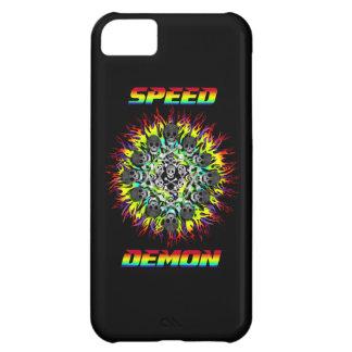 speed demon iPhone 5C covers