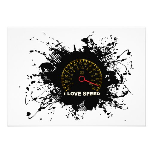 Speed Emblem Urban Style 3 Custom Announcement
