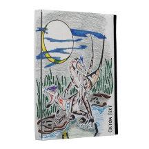 Speed Hunt iPad Folio Cases