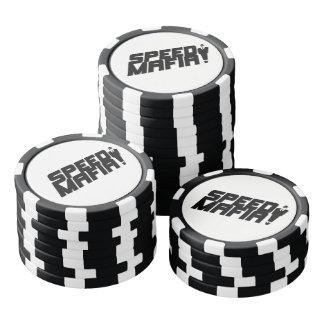 Speed Mafia Poker Chips