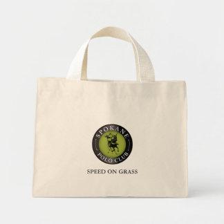 Speed on grass bag