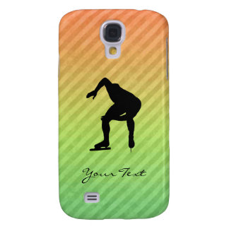 Speed Skater Galaxy S4 Cases