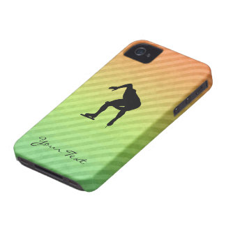 Speed Skater iPhone 4 Case-Mate Case