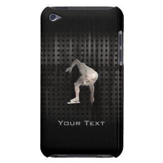 Speed Skater; Cool iPod Case-Mate Case