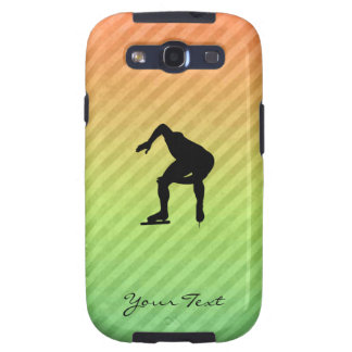Speed Skater Galaxy S3 Cases