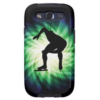 Speed Skater Gift Samsung Galaxy SIII Case