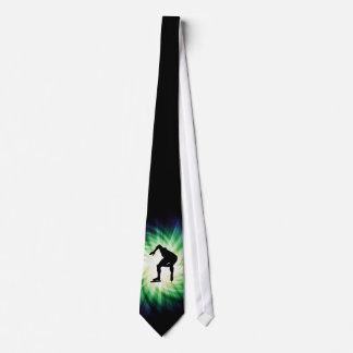 Speed Skater Gift Tie