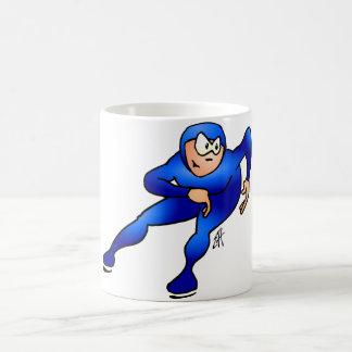 Speed skater - Ice skater Coffee Mug