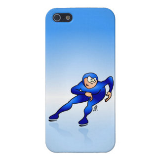 Speed skater case for iPhone 5