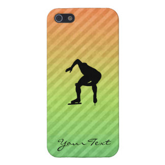 Speed Skater iPhone 5 Case