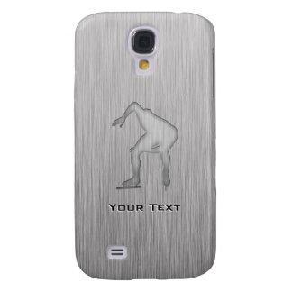 Speed Skater Metal-look HTC Vivid / Raider 4G Case