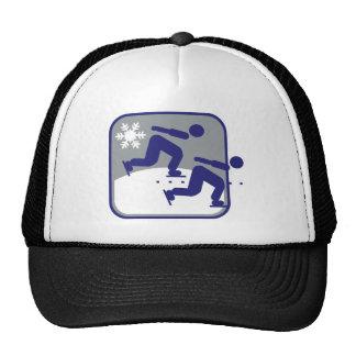 Speed_skating_dd.png Trucker Hat