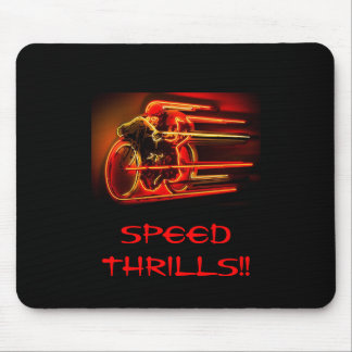 SPEED THRILLS!! MOUSE MAT