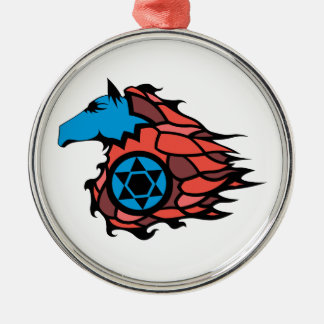 SpeedHorse Christmas Ornament