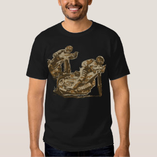 Speedway Motorcycle Racers Shirt