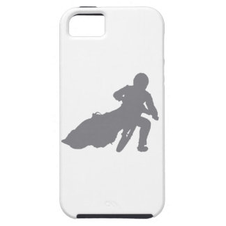 SPEEDWAY STAR (grey) iPhone 5 Cover