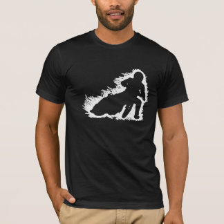 SPEEDWAY STAR WHITE SCRIBBLE T-Shirt