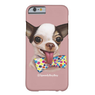Speedy Boy Boy iPhone Case Barely There iPhone 6 Case