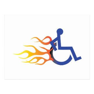 Speedy Chair Postcard