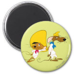 Speedy Gonzales and Friend Fridge Magnet