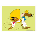 Speedy Gonzales and Friend Postcards